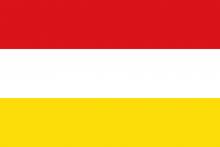 Vlag van Alken