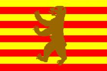 Vlag van Beringen
