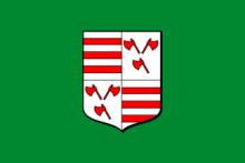 Vlag van Bever