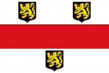 Vlag van Bierkbeek - Opvelp