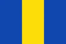Vlag van Brecht