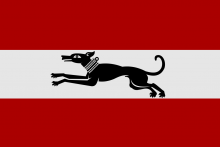 Vlag van Damme