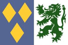 Vlag van De Panne