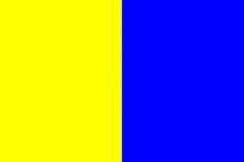 Vlag van Dilbeek