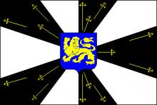 Vlag van Galmaarden
