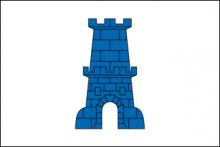 Vlag van Gingelom