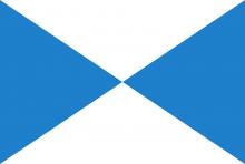 Vlag van Halle