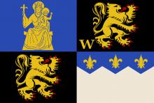 Vlag van Herent