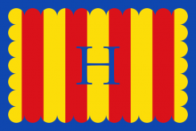 Vlag van Herselt