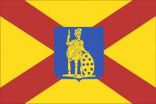 Vlag van Hoogvelde