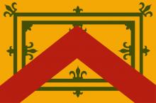 Vlag van Horebeke