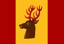 Vlag van Ingelmunster