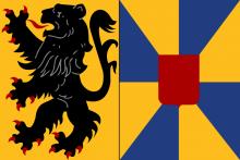 Vlag van Kortemark