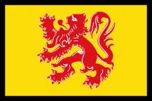Vlag van Laare