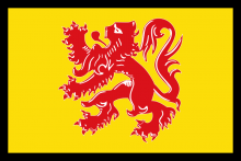 Vlag van Laarne