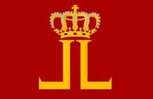 Vlag van Leopoldsburg