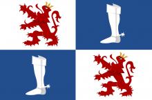 Vlag van Linter