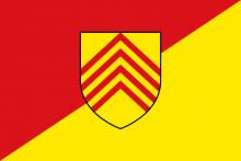 Vlag van Melle