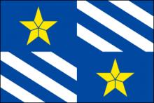 Vlag van Olen