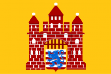 Vlag van Oudenburg