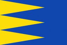 Vlag van Ravels