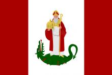 Vlag van Sint-Amads