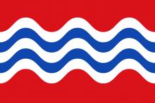 Vlag van Saint-Laureins