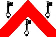 Vlag van Tielt