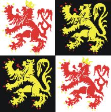 Vlag van Voeren