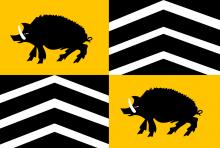 Vlag van Vorselaar