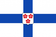 Vlag van Wortegem-Petegem