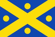 Vlag van Zingem