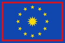 Vlag van Zwalm
